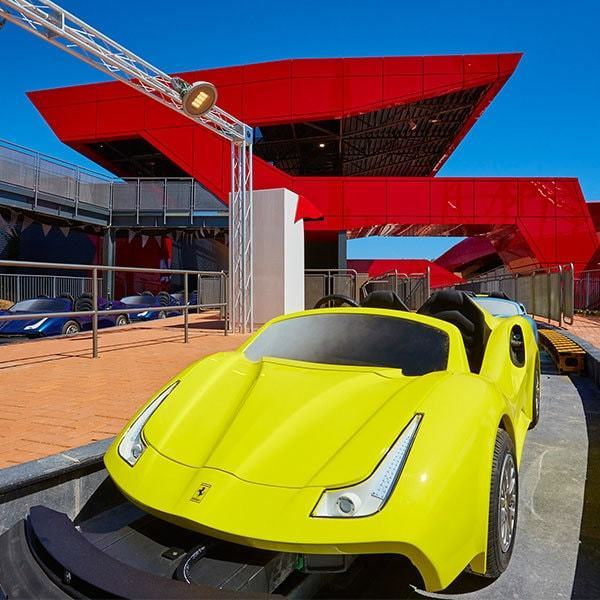 Maranello Grand Race Ferrari Land