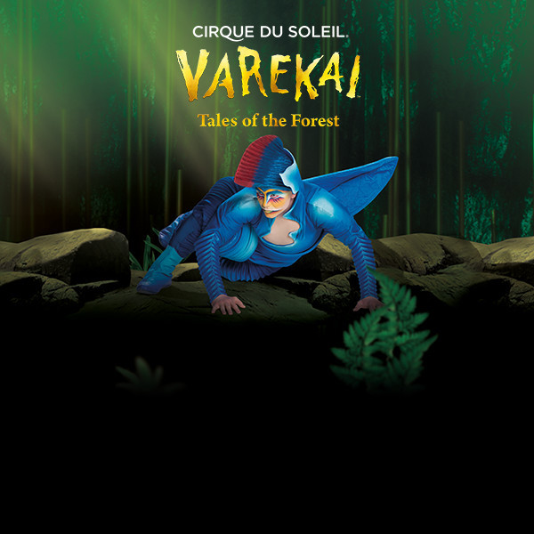 Cirque du Soleil en PortAventura World: Entradas a Cirque du Soleil