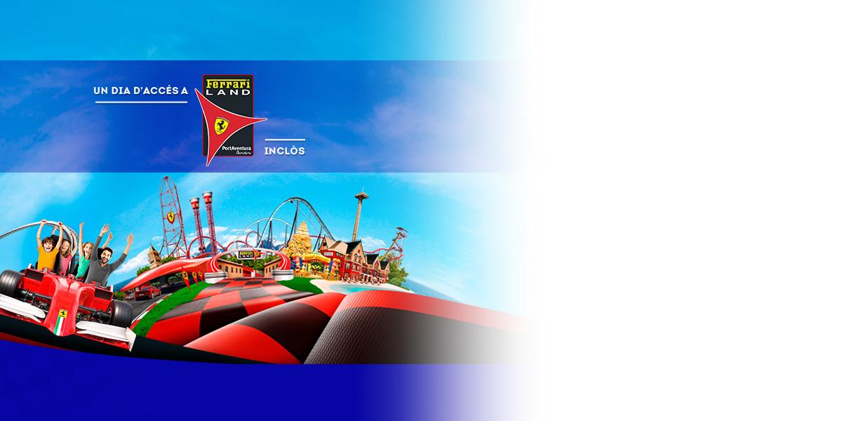 Promoción - Slider - Promo Hoteles Verano Tickets FL Incluidos (CA)