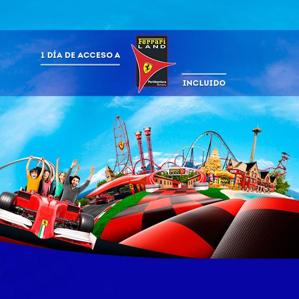 Promoción - Otras promociones - Promo Hoteles Verano Tickets FL Incluidos (ES)