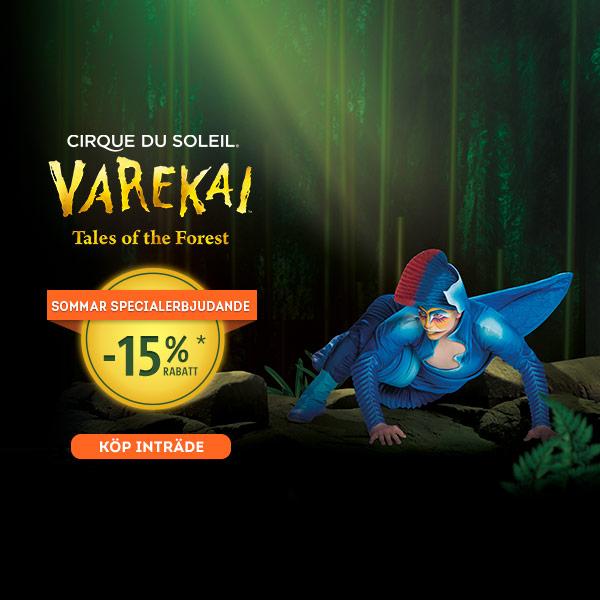 Home - Mosaico - Varekai 15% Julio (SV)
