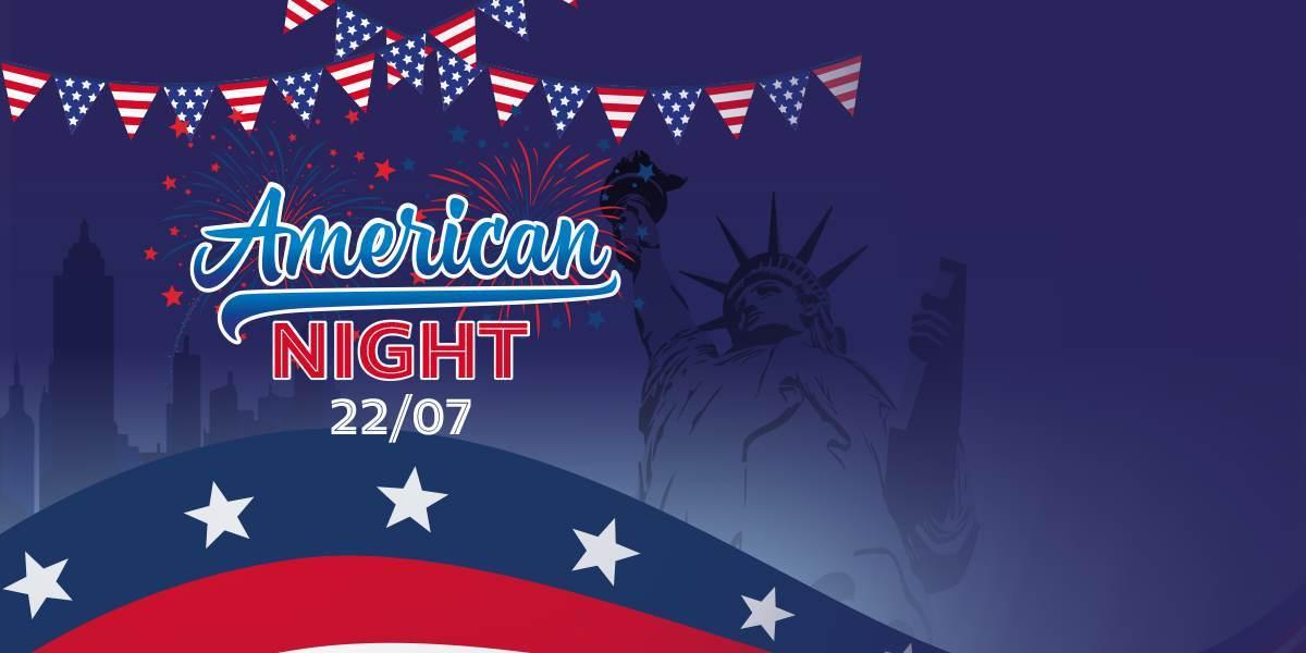 Noche Blanca - American Night - Slider landing