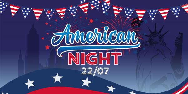 Noche Blanca - American Night - Principal promociones