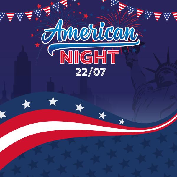 Noche Blanca - American Night - Otras promociones
