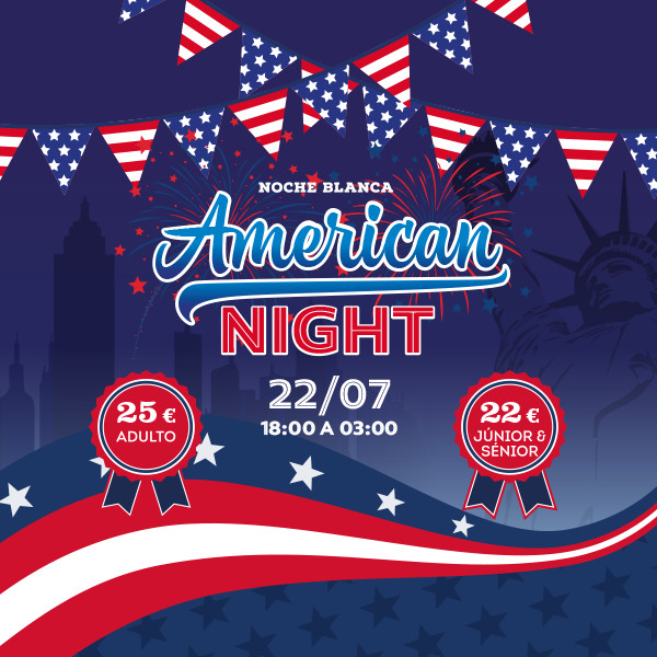 Noche Blanca - American Night - Home (ES)