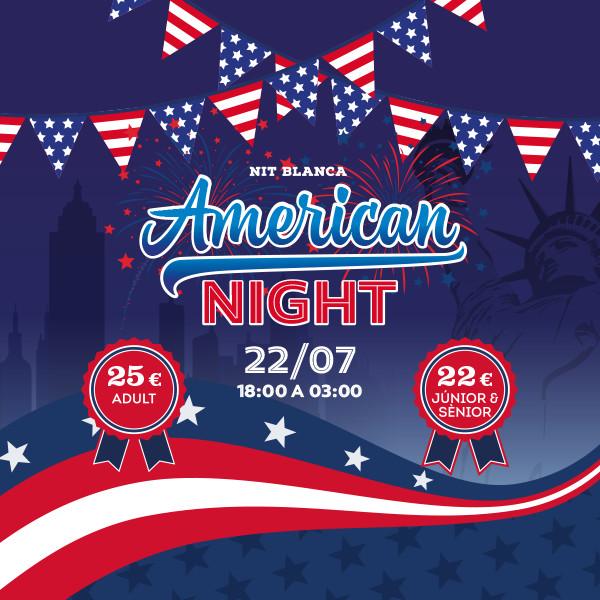 Noche Blanca - American Night - Home (CA)