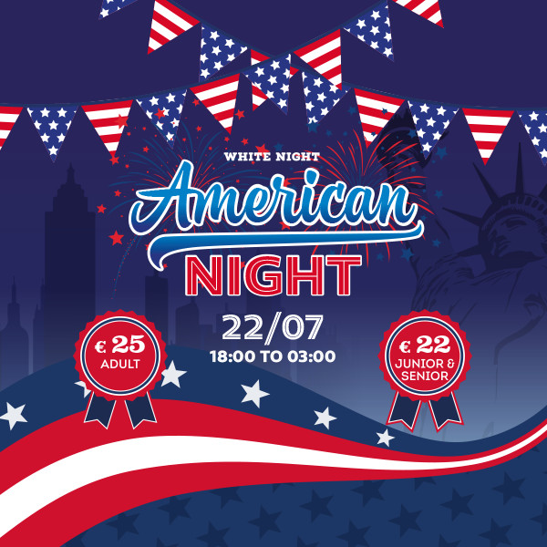 Noche Blanca - American Night - Home (EN)
