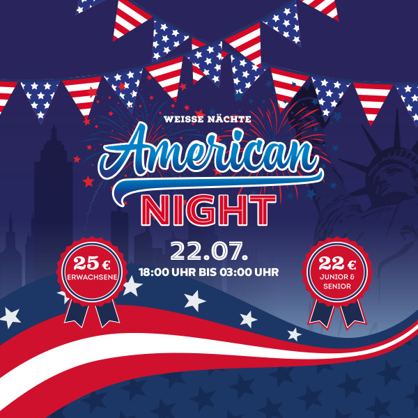Noche Blanca - American Night - Home (DE)