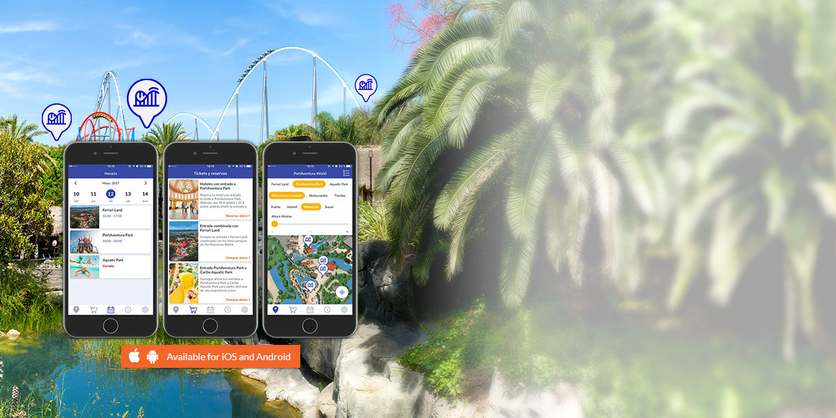 PortAventura World's new app