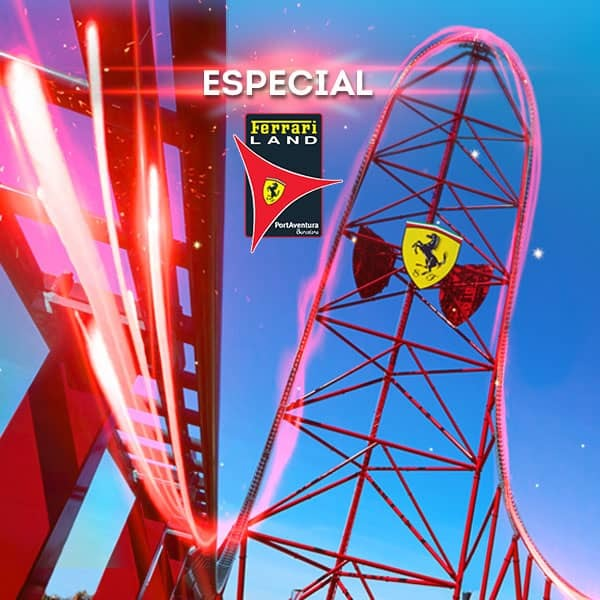 Promoción - Otras promociones - Nueva Promoción Tickets Ferrari DESDE 52€ (ES)