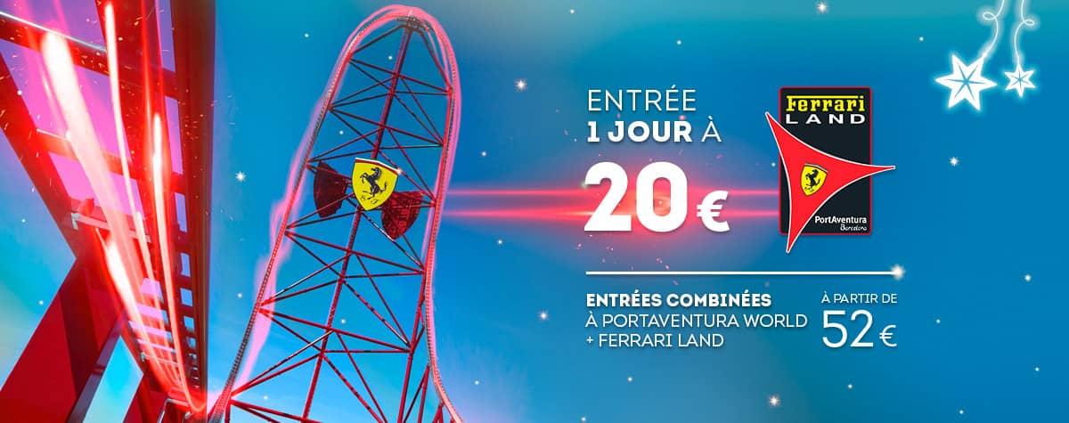 Home - Mosaico - Nueva Promoción Tickets Ferrari DESDE 56€ (FR)