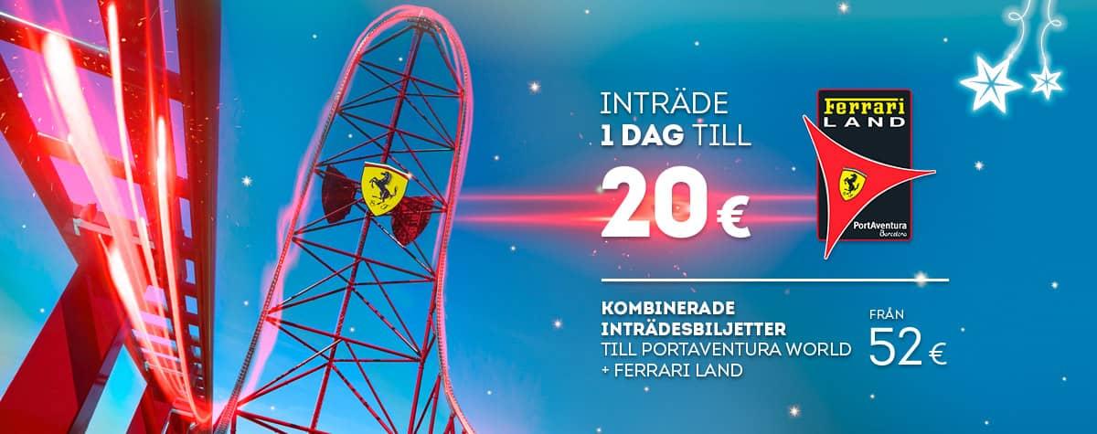 Home - Mosaico - Nueva Promoción Tickets Ferrari DESDE 56€ (SV)