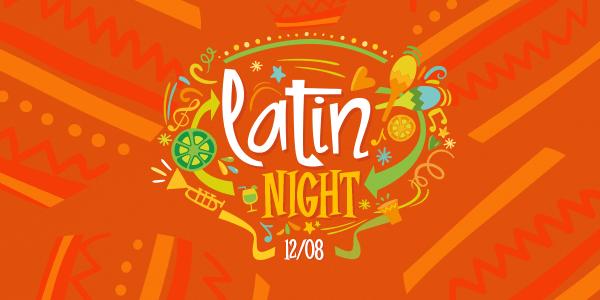 Noche Blanca - Latin Night - Principal promociones (EN)