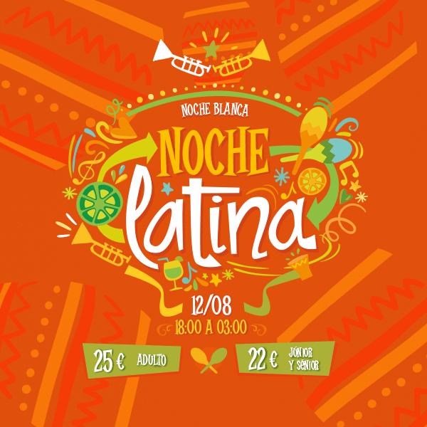 Noche Blanca - Latin Night - Mosaico Home (ES)