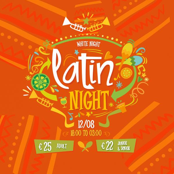 Noche Blanca - Latin Night - Mosaico Home (EN)