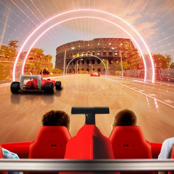 Racing Legends Ferrari Land