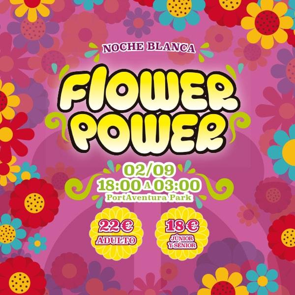 Noche Blanca - Flower Power
