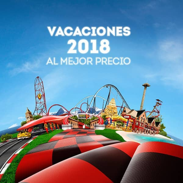 Promociones - Vacaciones 2018