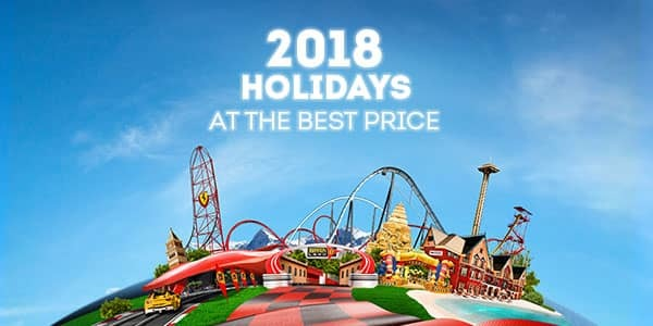 Holidays 2018