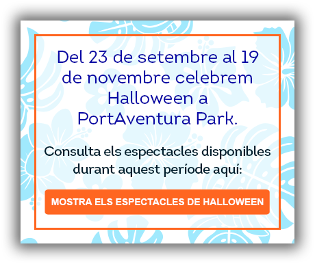 Mostra els espectacles de Halloween