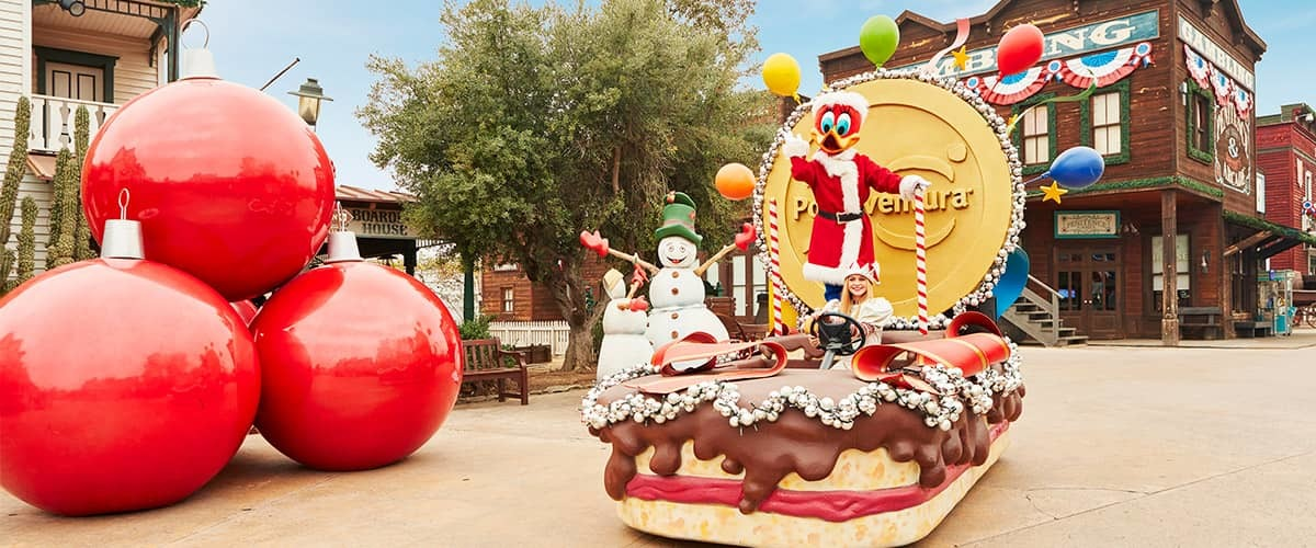 Eventos Especiales - Slider Navidad