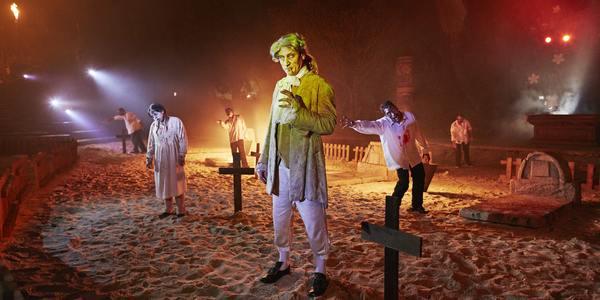 Espectáculos Halloween - Selva del Miedo 2