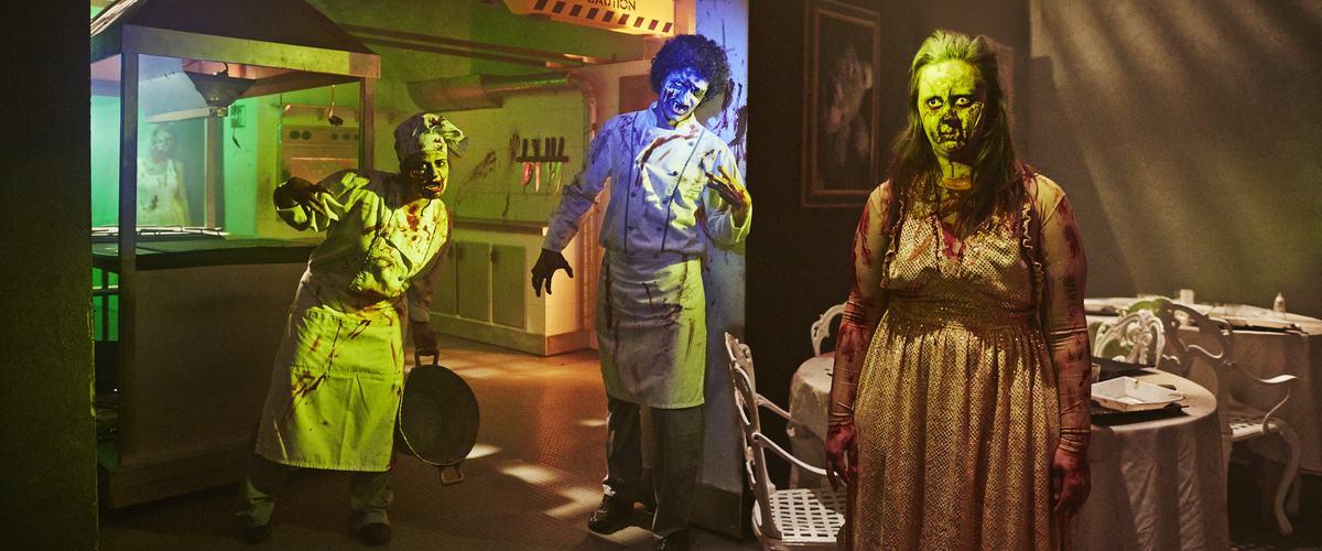 Espectáculos Halloween - REC Apocalipsis 2
