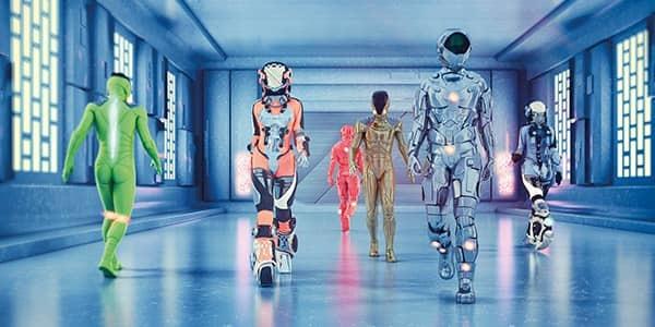 Robots Invasion 2