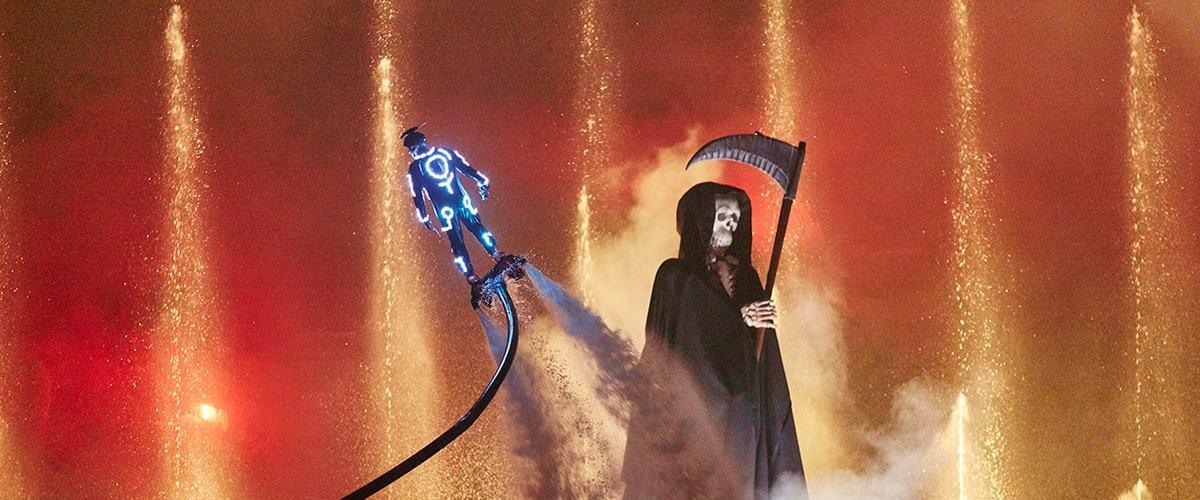 Horror Lago Halloween PortAventura