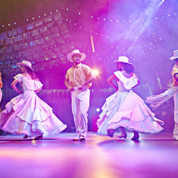 Espectáculos Viva México 2