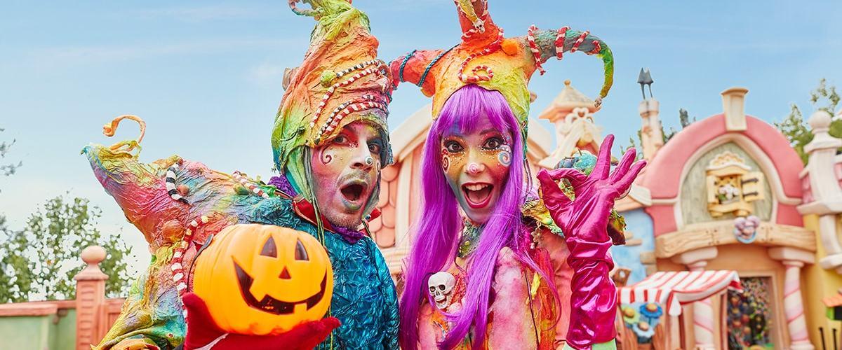 Espectáculos Halloween - Slider - Halloween Family Festival 2