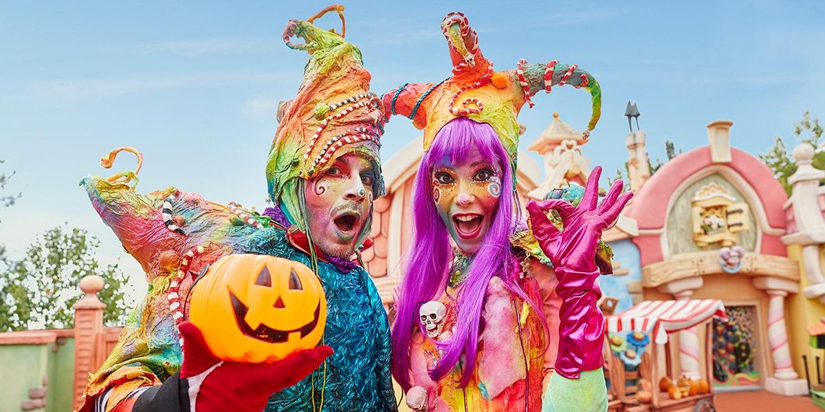 Halloween Family Festival PortAventura