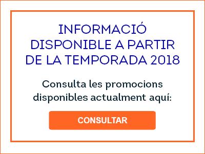 Capa info no disponible promociones PortAventura