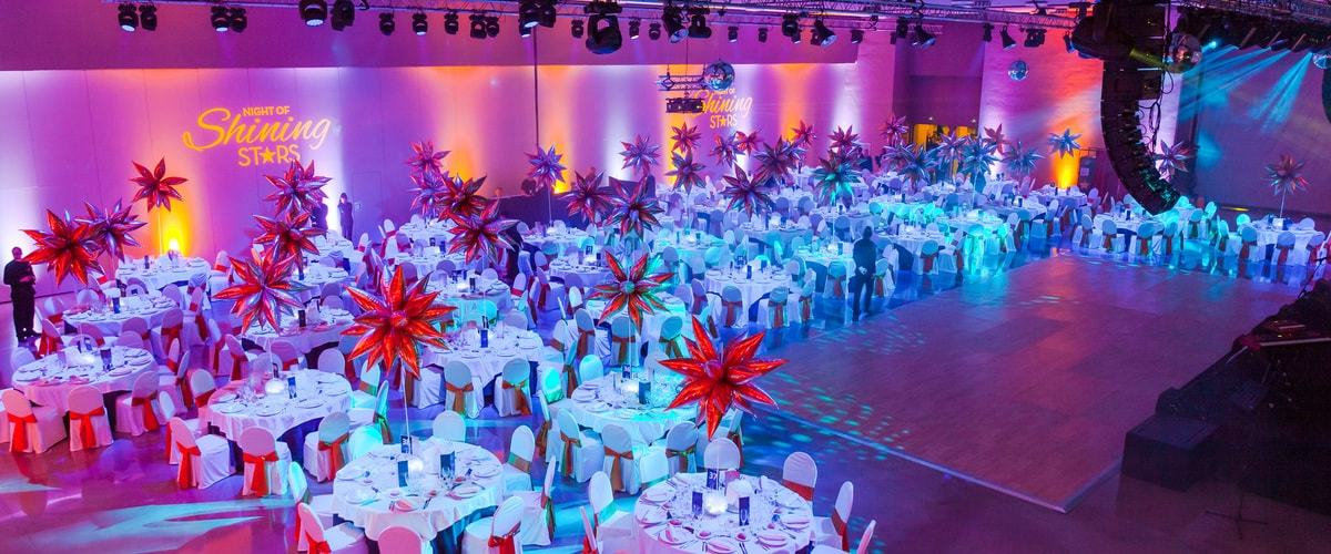 Gala Dinner Business Events