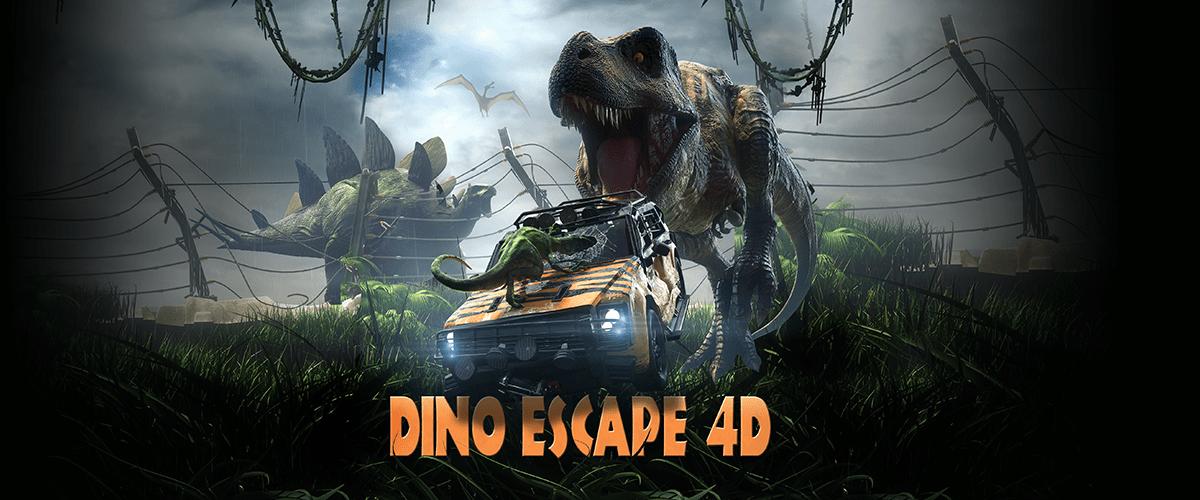 Dino Escape 4D Experience PAP