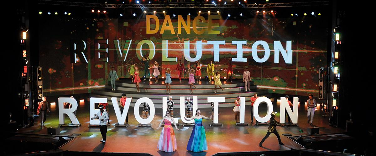 Premios - WOP Dance Revolution PAP
