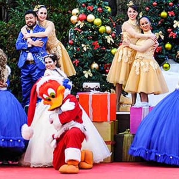 Navidad de Woody