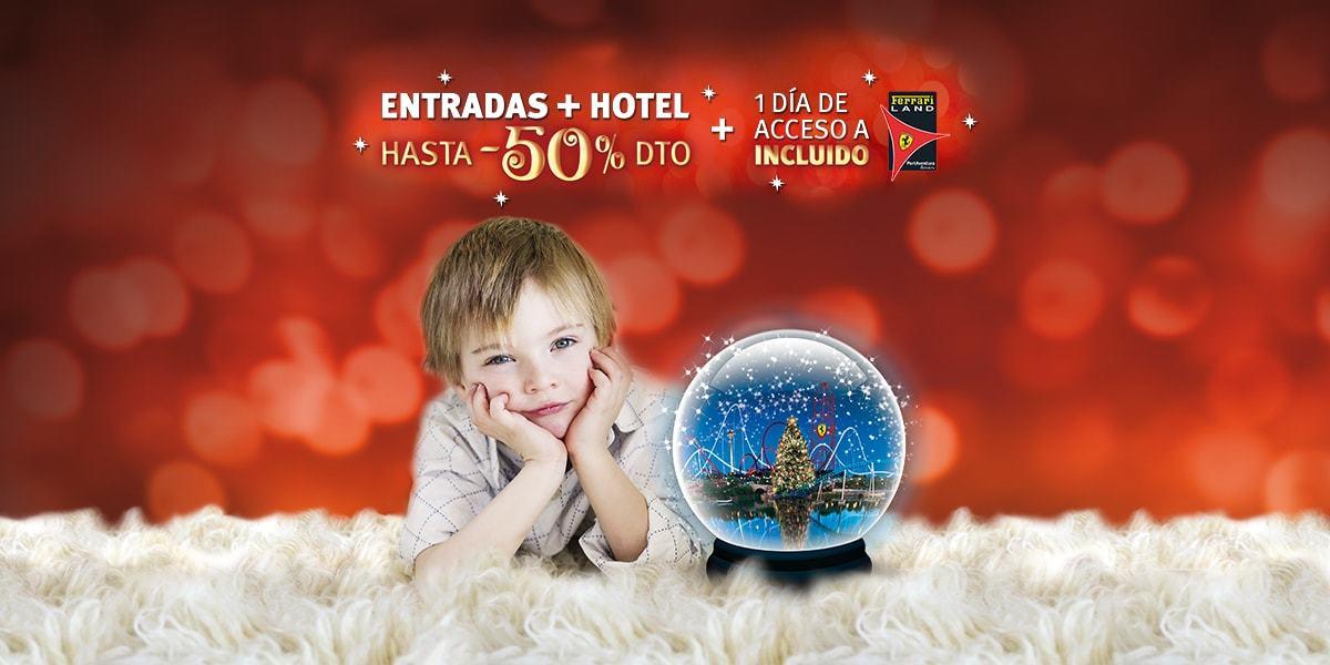 Promoción - Slider - Promo Navidad 50%