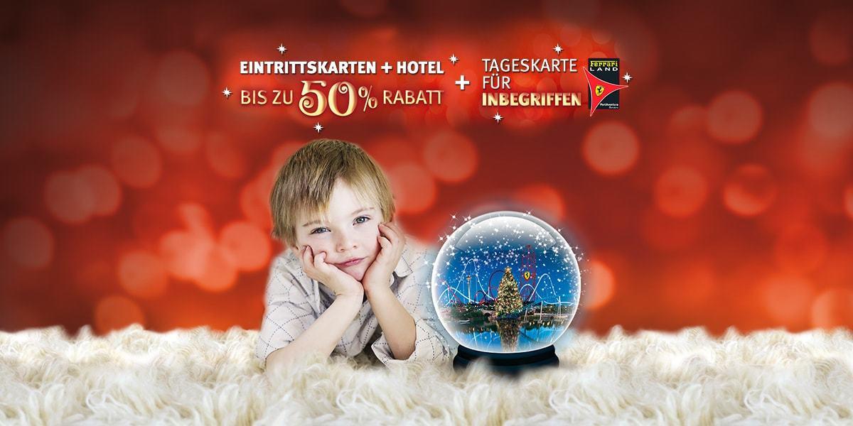Weihnachten 50%