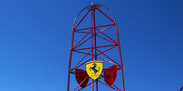 Red Force Ferrari Land