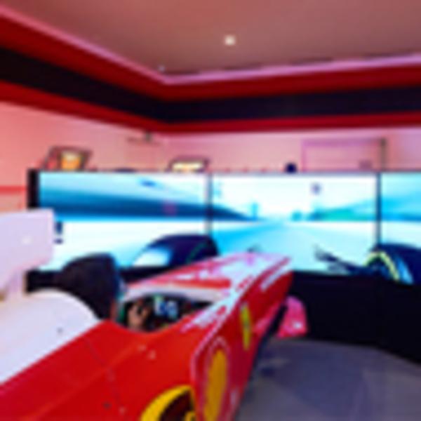 Pole Position Challenge Ferrari Land