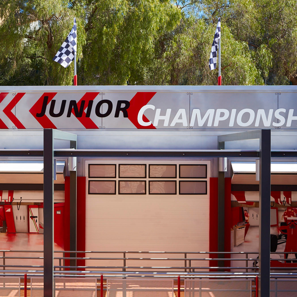 Junior Championship Ferrari Land