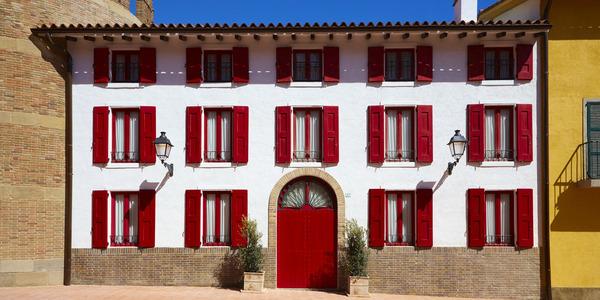 Casa Enzo Ferrari Ferrari Land