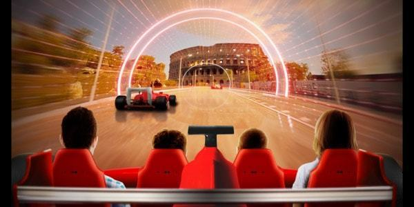 Racing Legends Ferrari Land