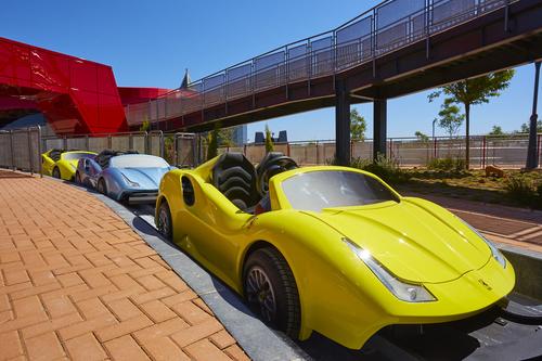 Photo Auto Maranello Grand Race Ferrari Land