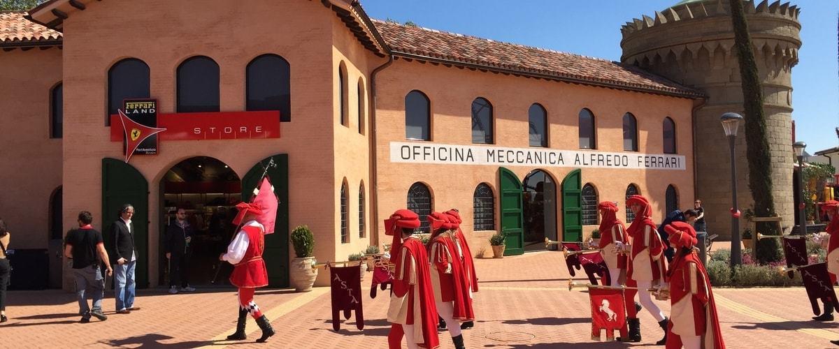 Espectáculos Folklore Italiano 3 PortAventura