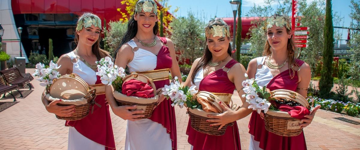 Espectáculos Ancient Rome 2 PortAventura