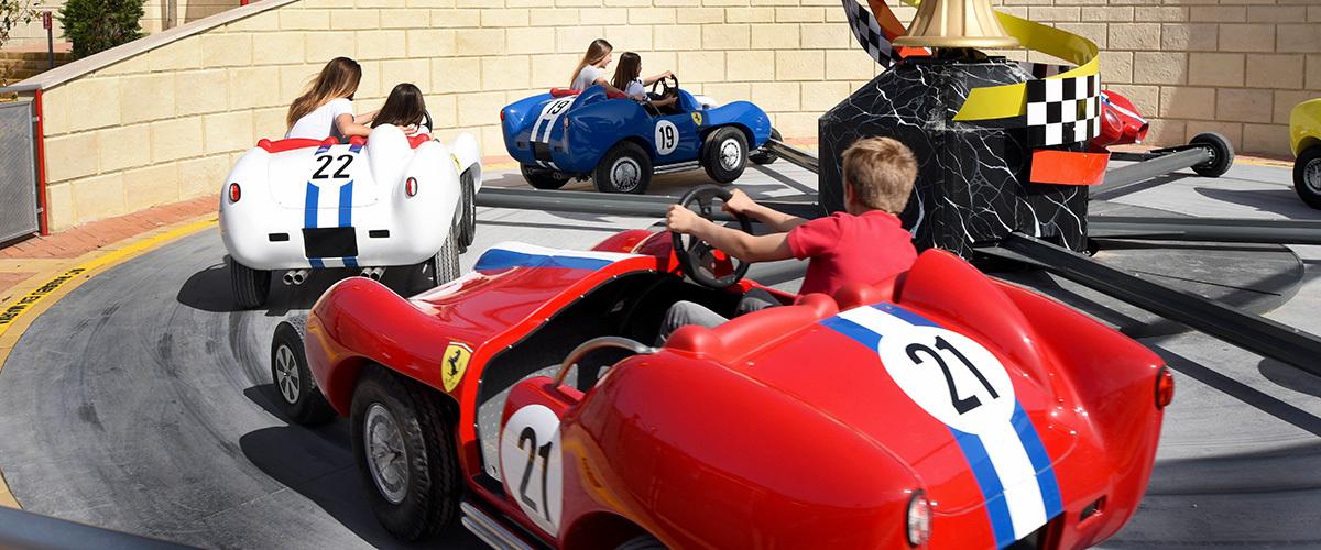 Champions Race Atracción ES FL
