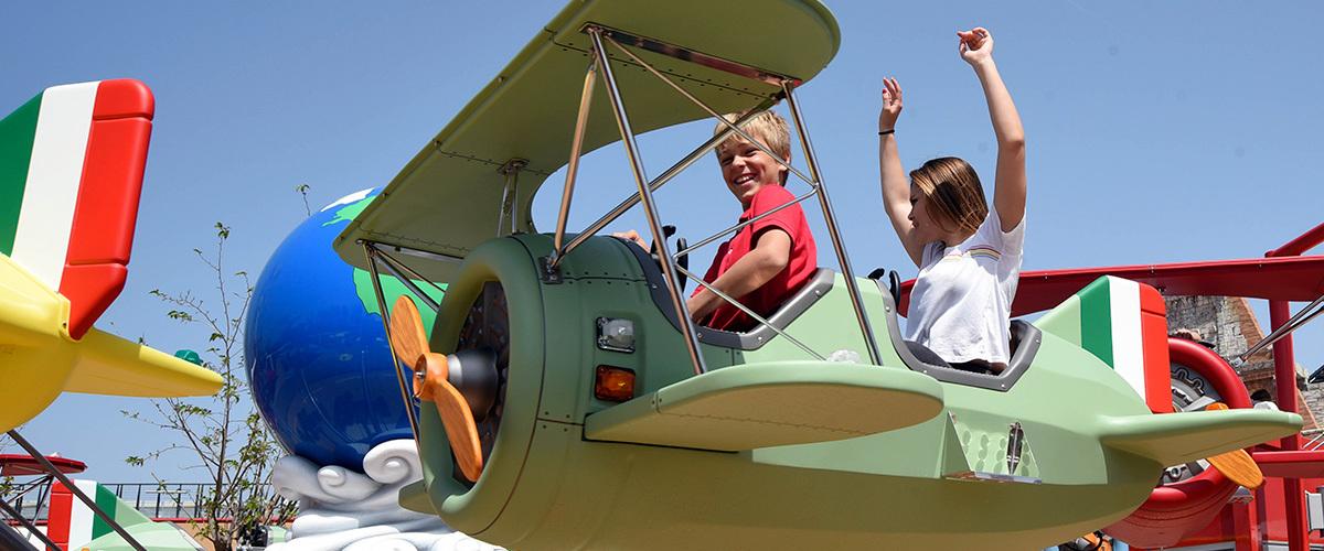 Flying Race Atracción FL