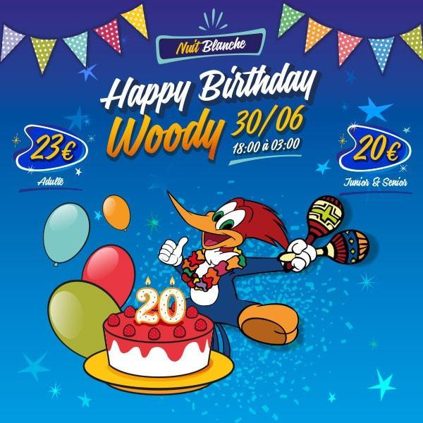 Woody PortAventura